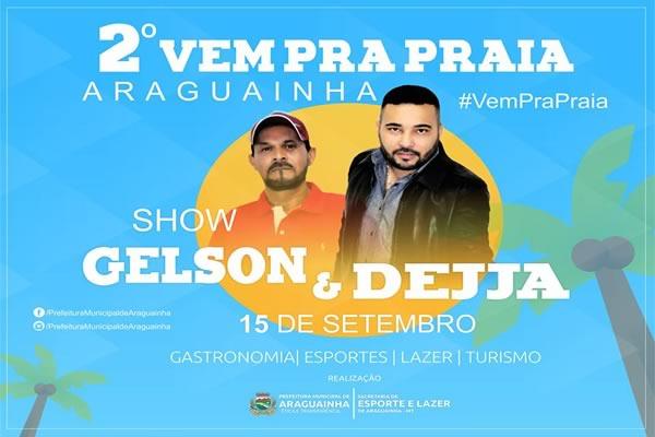 A 2ª edição do Vem Pra Praia, aconteceu sábado (15/09).