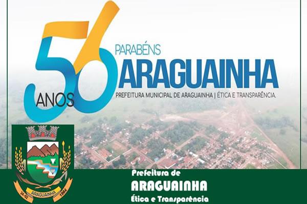 Aniversário do Município 56 anos.